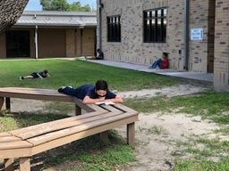 Understanding SEL means giving children breaks to read and relax. More learning and knowledge is obtained when children take the time to breathe and get some fresh air.