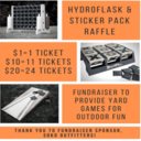 Student Council Raffle To Raise Funds For FUN!