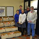 Students Donate Pinto Beans and More Than $1,000