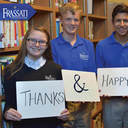 Thanks & Happy Giving Campaign