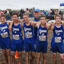 Falcons Cross Country finishes third at TAPPS State Championships