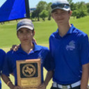 Golf team finishes second at State Championships