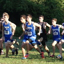 Cross Country wins team title at Rosehill Christian Cross Country Challenge