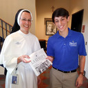 Students Publish School's First Newspaper, La Stampa Frassati