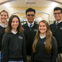 Five Students Chosen for All-Region Choir
