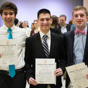 Students inducted into National Honor Society