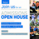Registration for Admissions Open House
