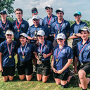 Boys and Girls Golf Win District Championships