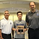 De la Maza Named TAPPS 3A Male Athlete of the Year