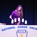 Students Inducted into the National Honor Society and Sociedad Honoraria Hispanica