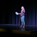 Inaugural Variety Show is a Smash Hit