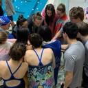 Swim Team Wins Back-to-Back Regional Championships