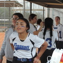 Frassati Softball Plays @ St. Joseph HS in Victoria