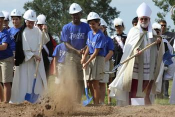 Frassati Catholic High School to Break Ground on Phase 1B