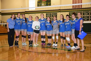 Frassati Falcons Volleyball Season Recap