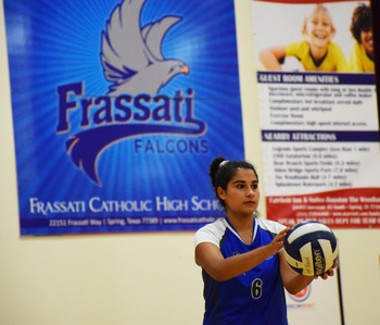 Falcons Volleyball Teams Win Home Openers