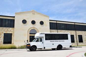 New Frassati Catholic Buses Arrive