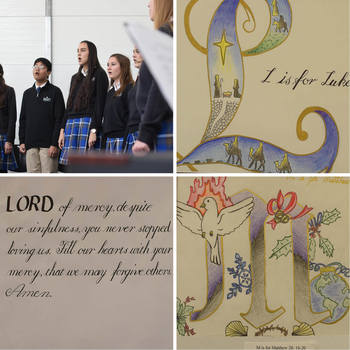 Fine Arts Department presents Festival of Advent Lessons and Carols