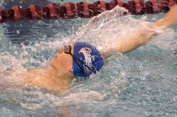 Swimmers Prepare for State Championship Meet