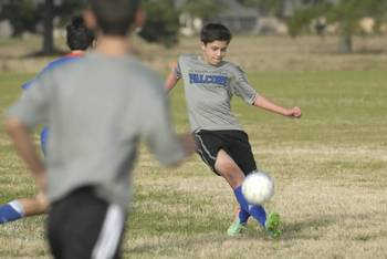 Soccer Team Finishes Inaugural Season