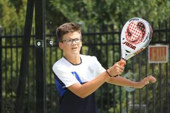 Andres Moreno, Class of 2018, to represent United States at Padel Championships in Mexico