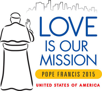 Students mark visit of Pope Francis and the World Meeting of Families with week of events