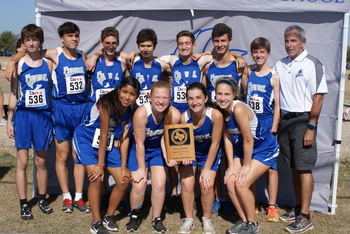 Cross Country finishes second at State Championships