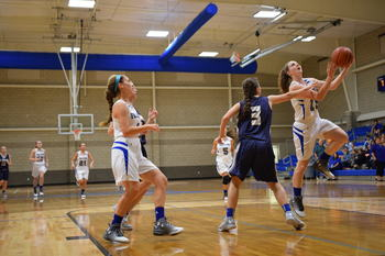 Girls Basketball off to strong start