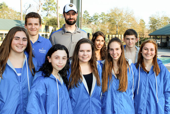 Swimmers qualify for State Championships in San Antonio