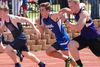 Falcons Track & Field kicks off season at Rosehill Christian Relays