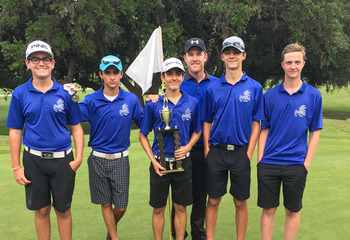 Golf team wins Regional Championship