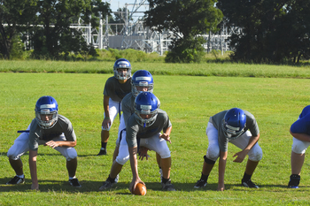 First year for Frassati football under head coach Scott Mills