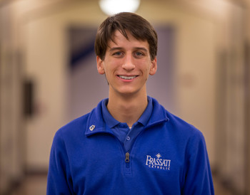 Marc O'Hara '18 Named National Hispanic Scholar