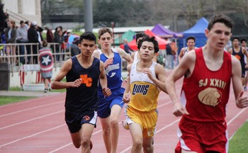 Track & Field has strong showing at Houston Christian Meet
