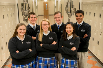 Frassati Catholic heralds first graduating class