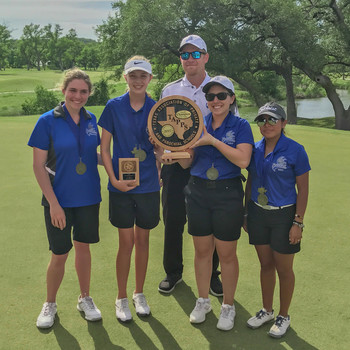 Girls Golf crowned State Champions; Boys finish as runners-up