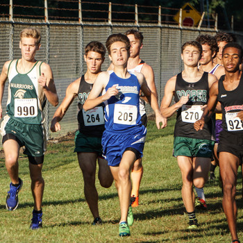 Cross Country Team Continues to Turn in Strong Performances