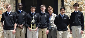 Frassati Catholic High School Chess Team Second in All-Region Tournament