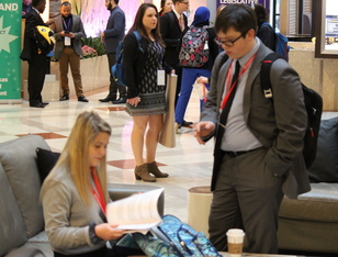 Frassati Catholic Stands Out at Youth and Government State Conference