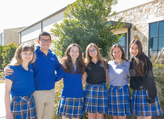 Six Students Selected for the TPSMEA All-State Choir