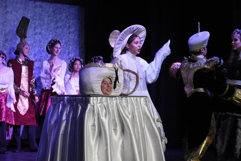 Frassati Catholic's Production of Beauty and the Beast is a Hit