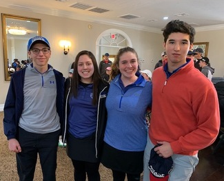 Strong Showing from the Golf Team at Faith West Academy Invitational