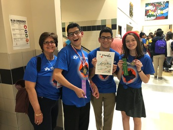 Coalition for World Languages Club Attends 55th Annual Texas French Symposium