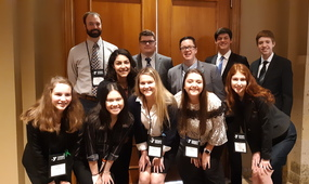 Government and Debate Club Tackles Crises at Texas Model UN State Assembly