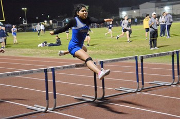 Track Team Sends Four Athletes to South Regionals