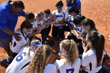Softball Team Ready for Playoffs