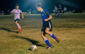 Boys Soccer Headed to Playoffs for First Time in TAPPS 5A