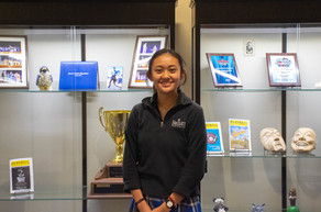 Kiki Vorderbruggen '21 Selected as Finalist in Quick Draw Competition