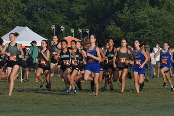 Falcons Cross Country Continues Strong Season
