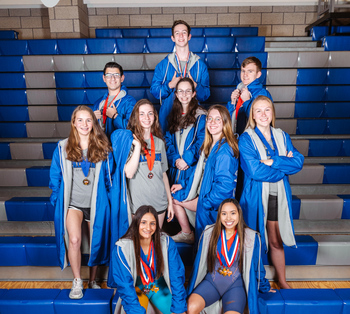 Frassati Catholic Swim Featured in VYPE Magazine